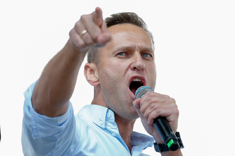 Navalny Is A NATO Agent, But Not All Unauthorized Protesters Are Foreign Proxies