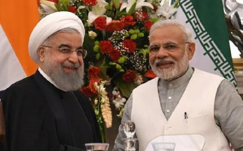 India And Iran Aren