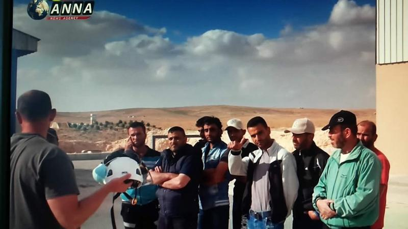 The Humanitarian War Of The West In Syria Conducted By The White Helmets
